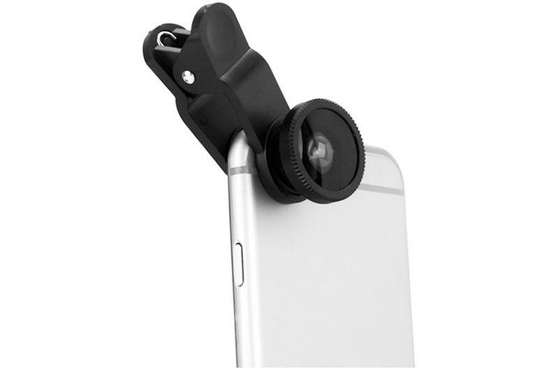Set de Lentes para Smartphones y Tabletas