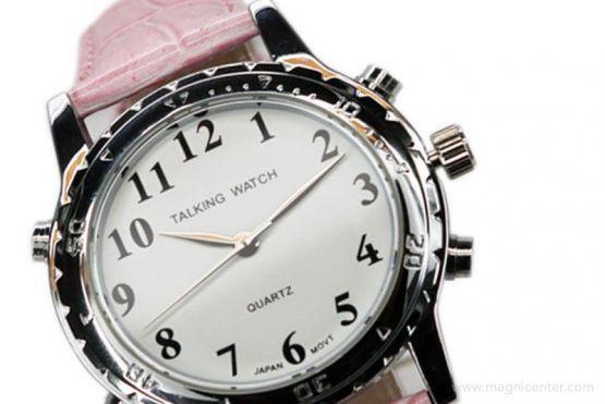 relojes para ciegos