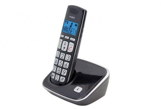 TELEFONOS INALÁMBRICOS DIGITALES CON TECLAS GRANDES