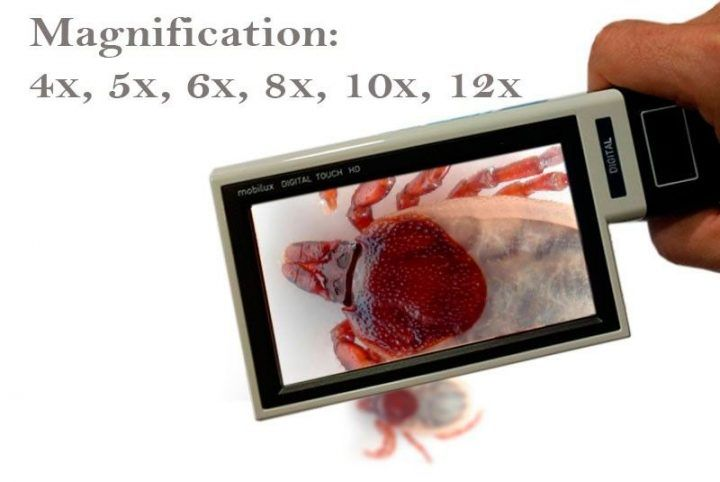 NEW Mobilux® Digital Touch HD