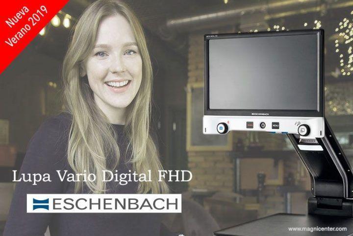 Vario Digital FHD magnicenter