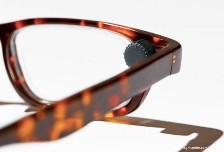 Novedad de gafas para lectura