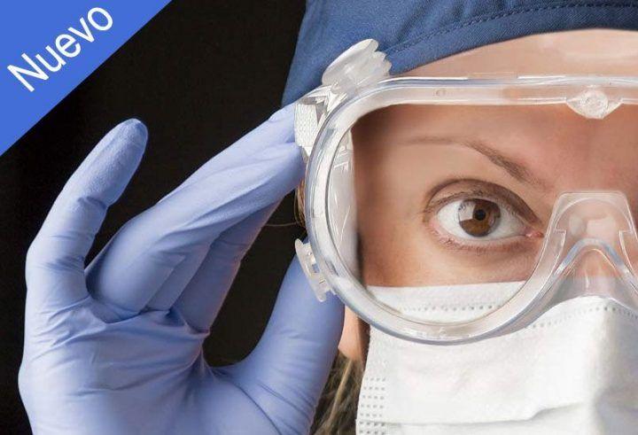 Gafas medicas proteccion