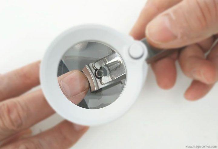 cortarse las uñas de manos o pies p